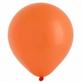 """Шар (латекс)  Е 10"""" Металлик Orange"""