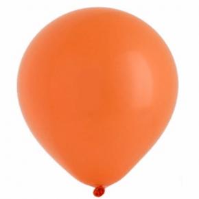 """Шар (латекс)  Е 12"""" Металлик Orange"""